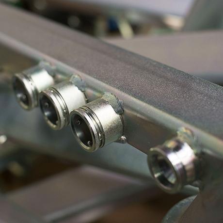 Zinc-rack